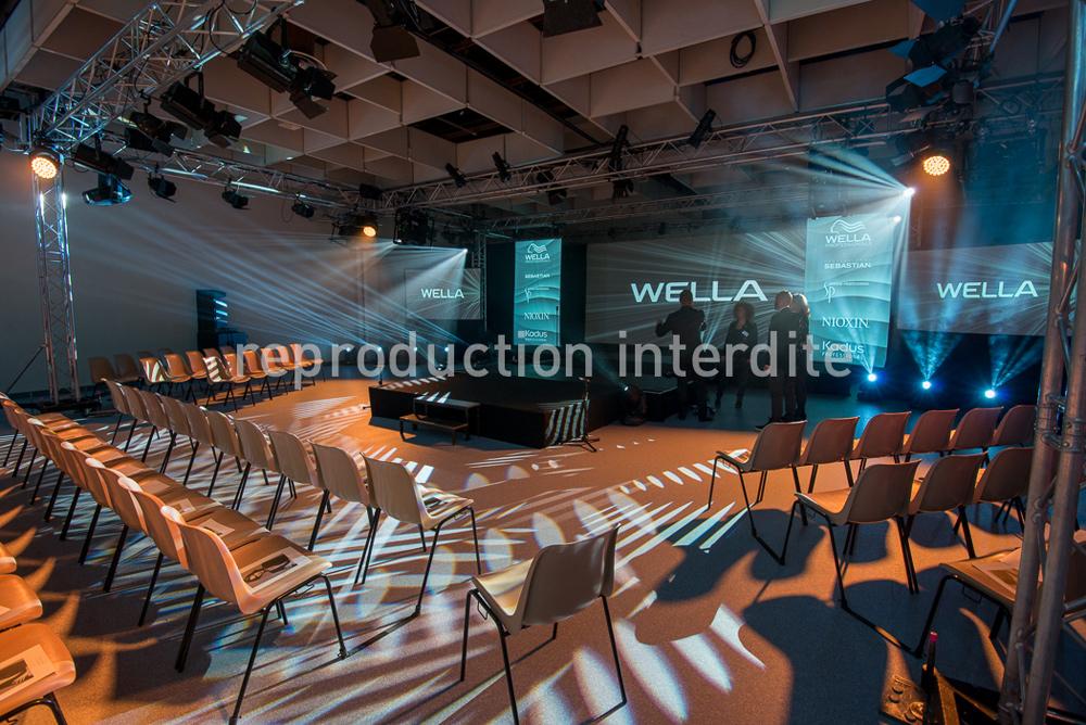 Metz Congrés, Wella tour