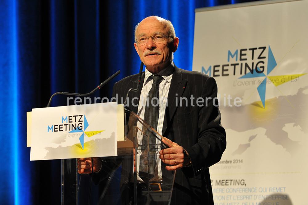 Metz Congrés, l'avenir se lève à Metz