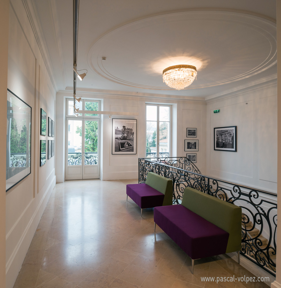Rénovation du Goethe-Institut à Nancy