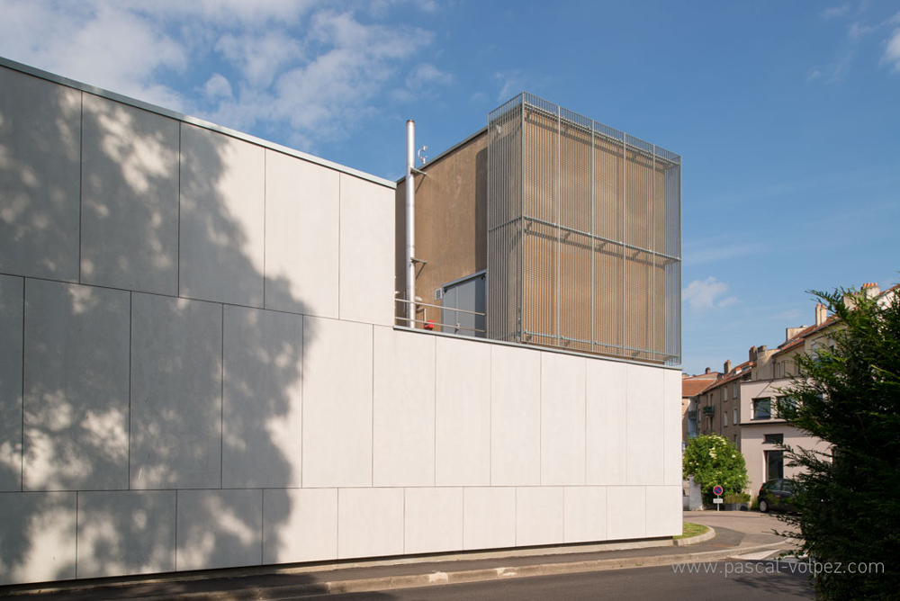 Centre socioculturel Saint-Symphorien Longeville les Metz (57)