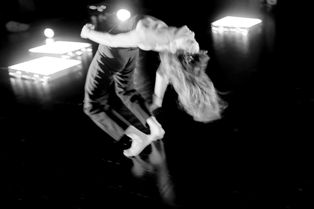 Projet Plume de Nuit danse contemporaine compagnie horizon vertical (de)