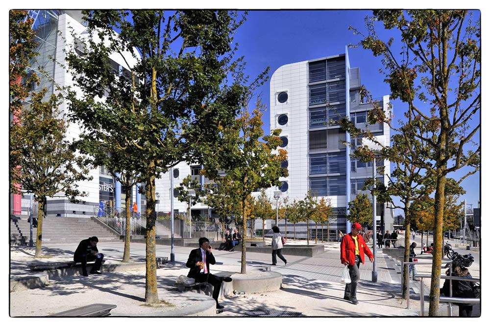 maison de l'architecture de Lorraine travail sur les mutations du paysage transfrontalier