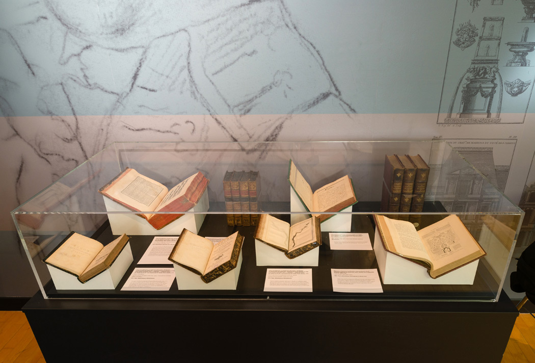 Exposition Blondel Architecte  Arsenal de Metz