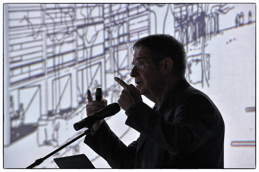 Ville de briey cinquantenaire du bâtiment Le Corbusier à Briey, photographe d'évènementiel
