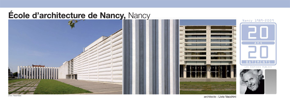 Ecole d'Architecture de Nancy