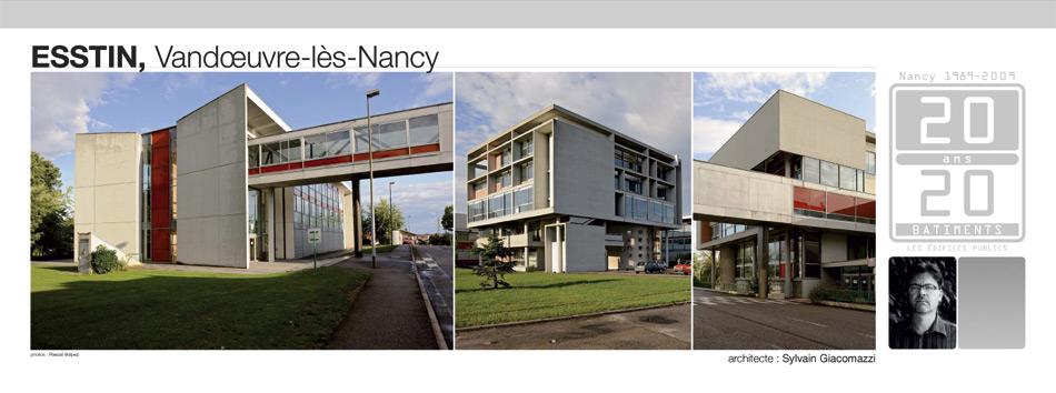 ESSTIN, Vandoeuvre-Lès-Nancy